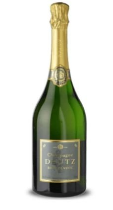 champagne  Champagne Deutz Brut Classic 750ml
