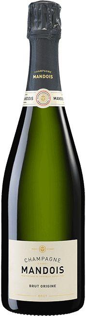 Champagne Mandois Brut Origine