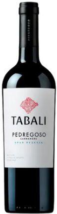 Vinho Tabali Pedregoso Gran Reserve Carménère 750ml