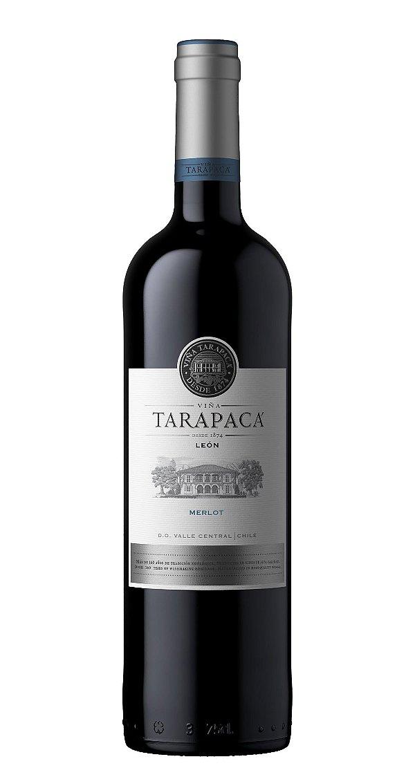 vinho león tarapacá merlot-750 ml