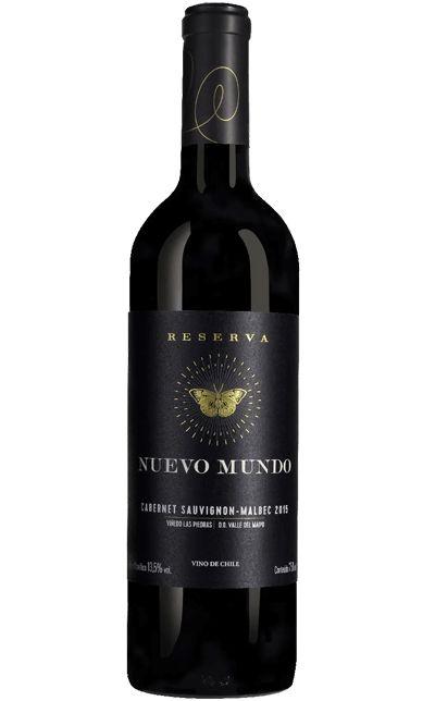 Vinho Nuevo Mundo Reserva Cabernet Sauvignon Malbec-750ml