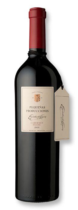 Escorihuela Pequenas Producciones Cabernet Franc 2018-750ml