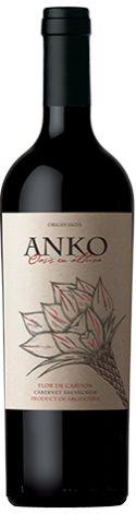 Vinho Anko Flor de Cardon Malbec-750ml