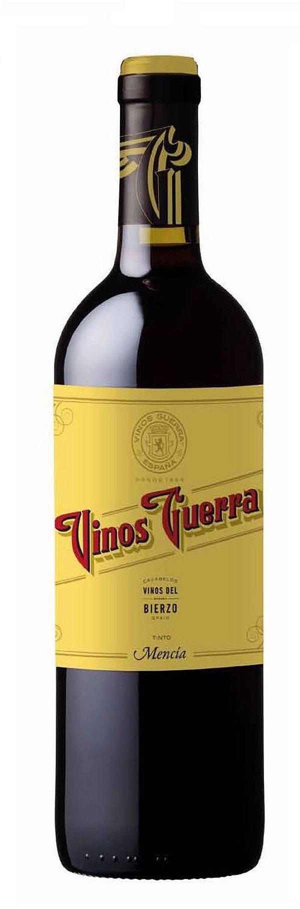 Vinho Tinto Vinos Guerra Mencía 750ml
