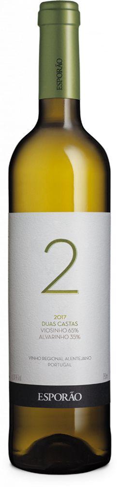 Vinho Branco Esporão 2 Castas 2017 750ml