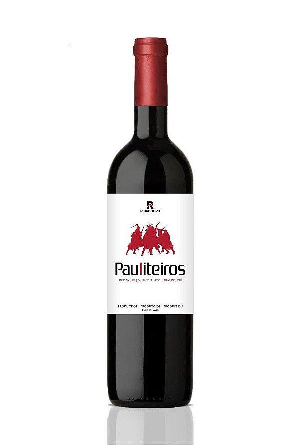 Vinho Tinto Ribadouro Pauliteiros 750ml