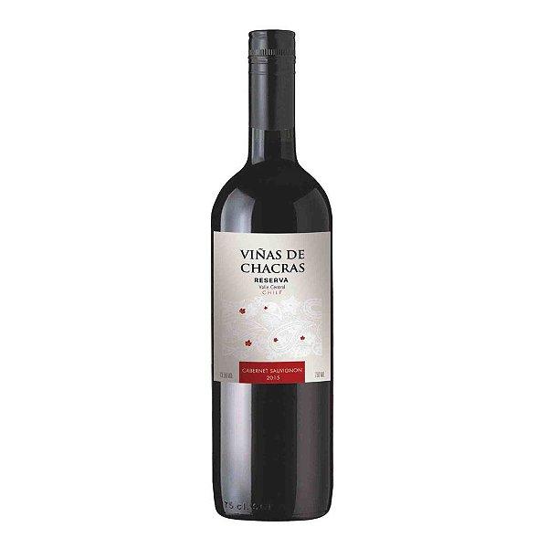 Vinho Tinto Viñas de Chacras Reserva Cabernet Sauvignon 750ml