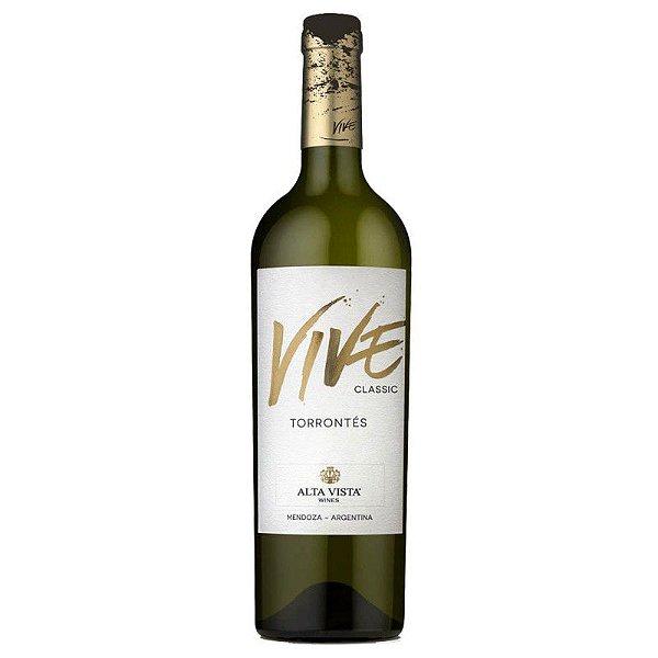 Vinho Alta Vista Vive Classic Torrontés 750ml