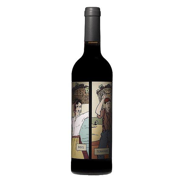 Vinho Tinto Cortes de Cima Dois Terroir 750ml