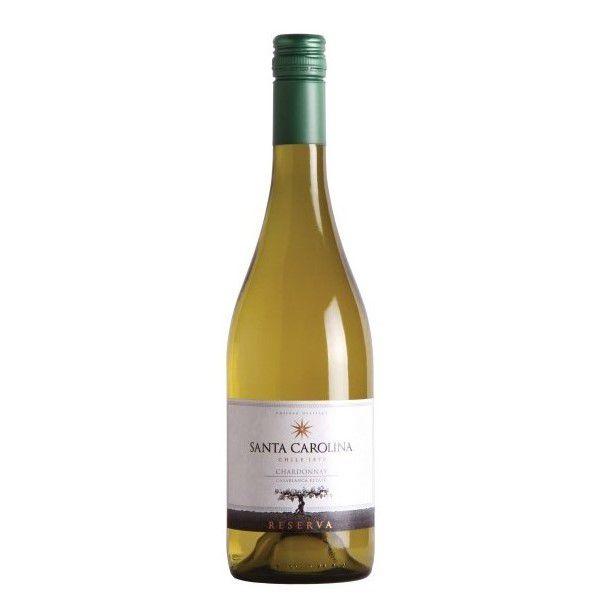 Vinho Branco Santa Carolina Reserva Chardonnay 750ml