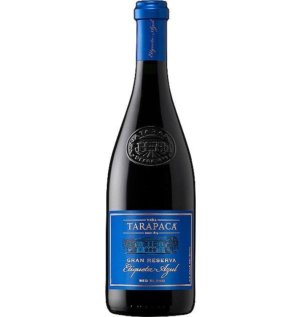 Vinho Tinto Tarapacá Gran Reserva Etiqueta Azul 750ml