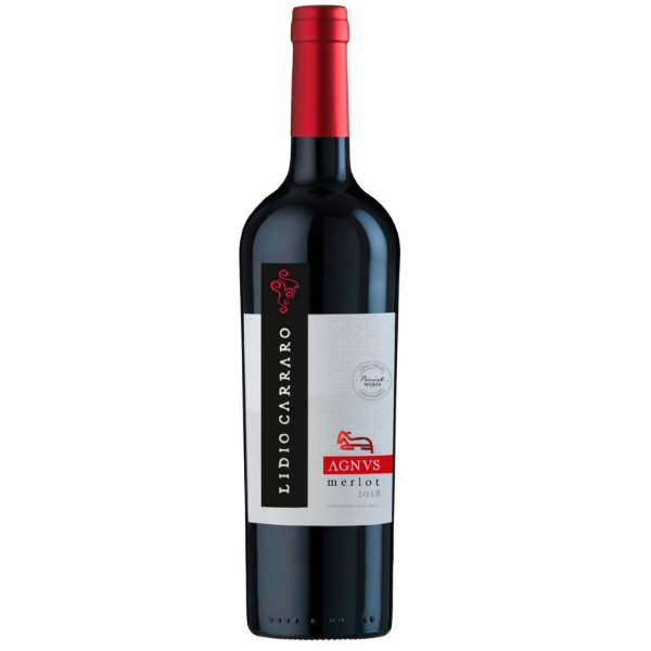 Vinho Tinto Lidio Carraro Agnvs Merlot 750ml