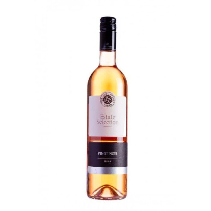 Vinho Rosé Puklavec Estate Selection Pinot Noir 750ml