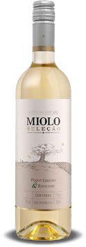 Vinho branco Miolo Seleção Chardonnay/Viogner -750 ml