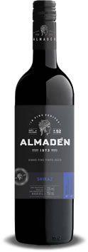 Vinho Almadén shiraz - 750ML