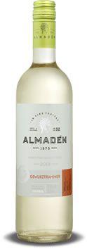 Vinho Almadén Gewurztraminer - 750ML