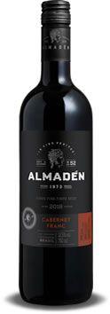 Vinho Almadén Cabernet Franc- 750ML