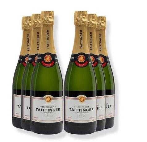 Leve 6 Pague 5 - Champagne Taittinger Prestige Brut Reserve - 750ML