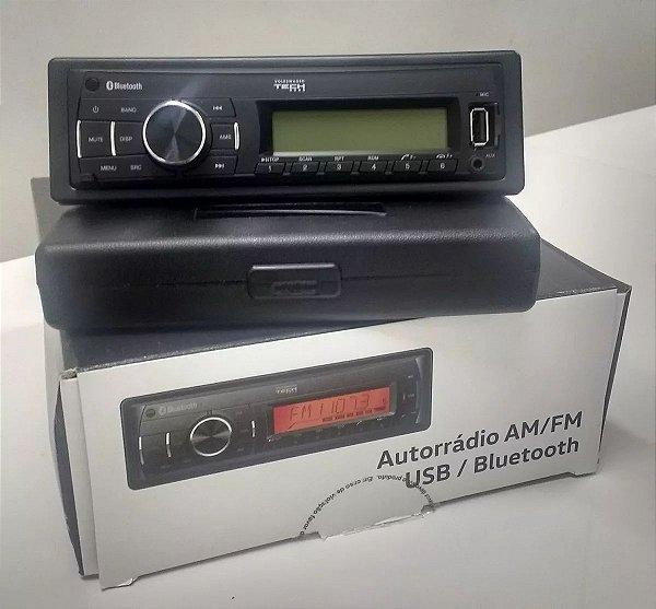 Auto Rádio Am/Fm Bluetooth Clarion