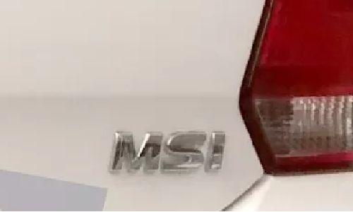 Logotipofox 'MSI' Fox SpacefoxVoyage