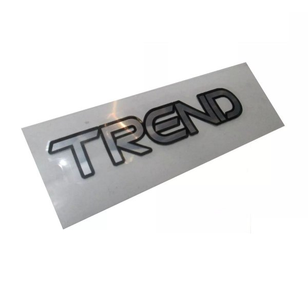 Emblema 'Trend' - Fox Gol Parati Saveiro
