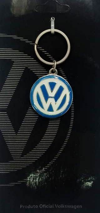 Chaveiro Volks Azul