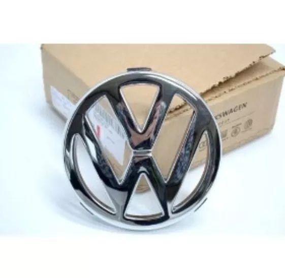 Emblema Volkswagen Para Grade Dianteira Gol