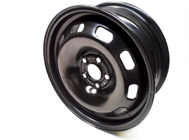 Roda Aro 15' Preto Fox Spacefox