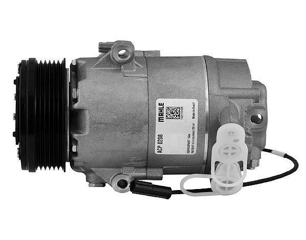 Compressor Ar Gol Saveiro E Parati - 1.6, 1.8, 2.0