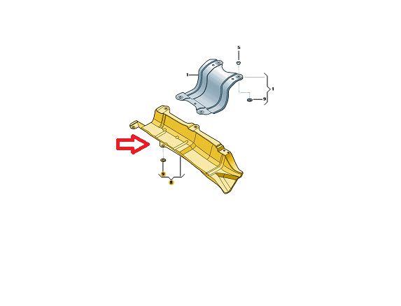 Chapa De Proteção Térmica do Tunel