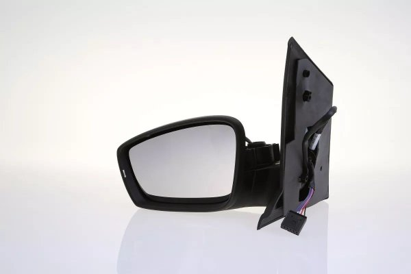 Espelho Retrovisor Preto Satin - Fox Spacefox