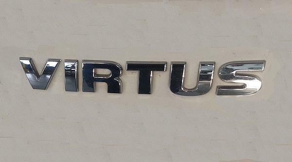 Logotipo 'Virtus'