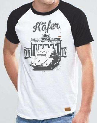 Camisa Kafer Fusca Masculina