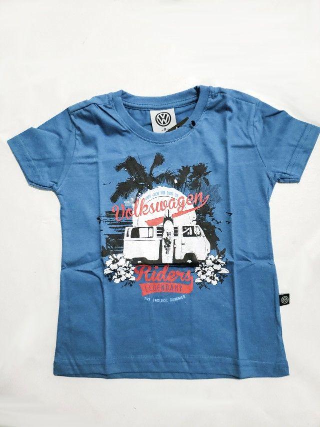Camiseta Kombi