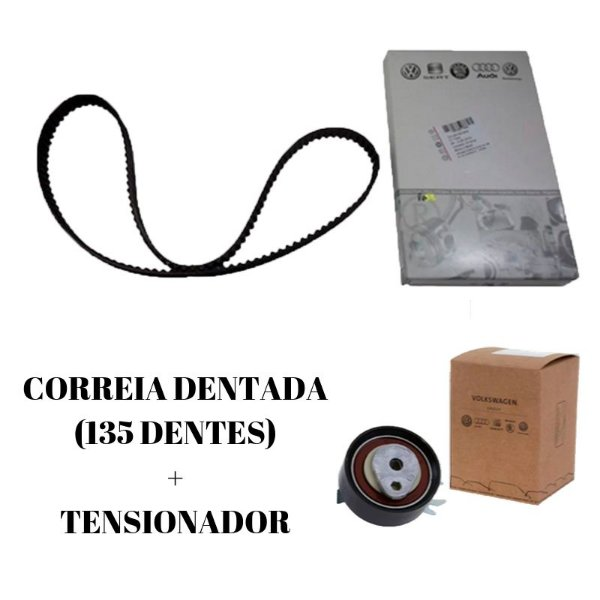 Kit Correia dentada + Tensionador
