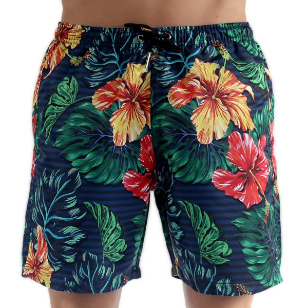 Bermuda Masculino Adulto Hawai