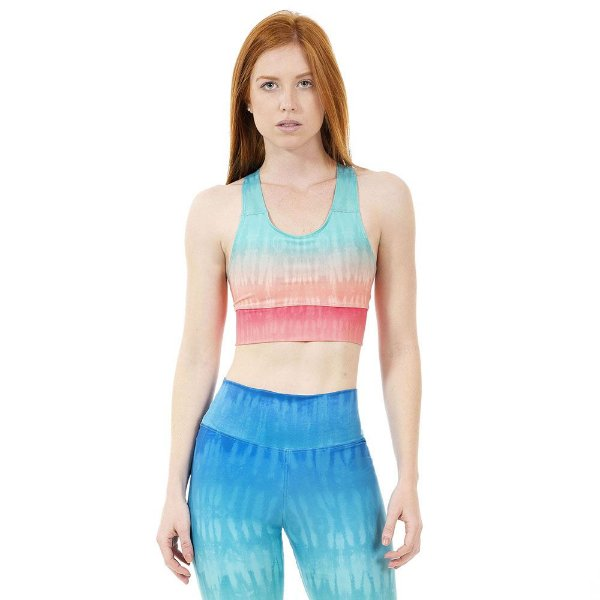 Top Fitness Tie Dye