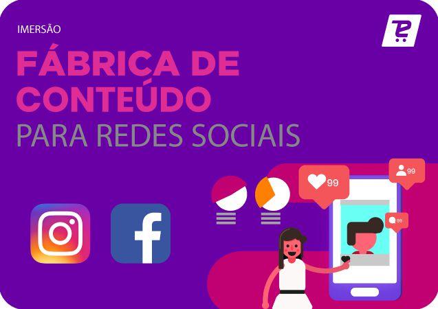 Fábrica de Conteúdo para as Redes Sociais