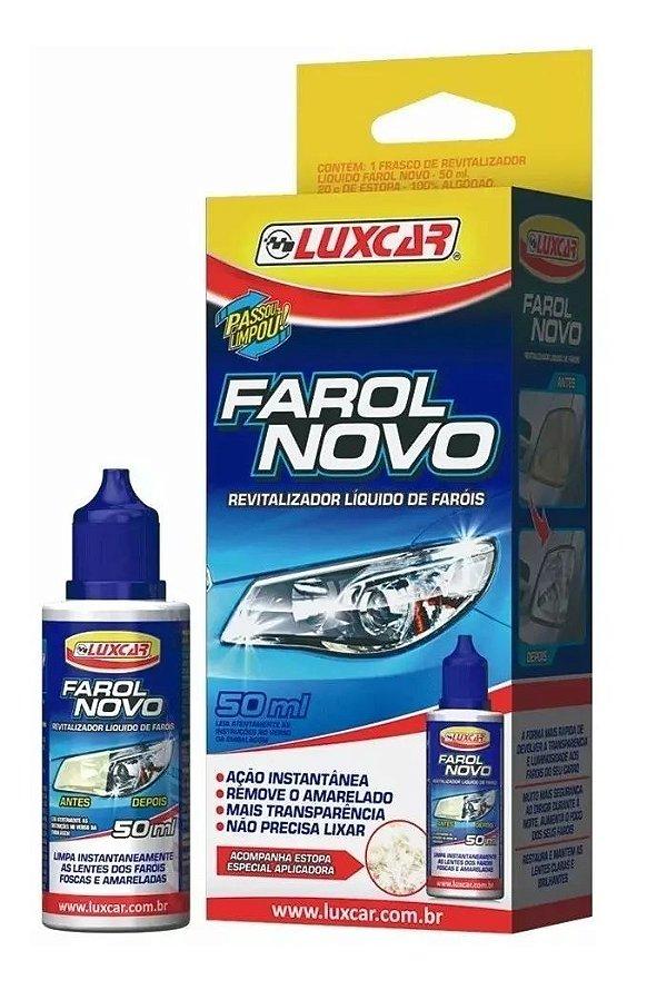 Limpa Farol Universal   Luxcar