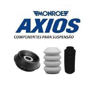 KIT AMORTECEDOR DIANTEIRO GOL / PARATI / SAVEIRO / VOYAGE QUADRADO G1 COMPLETO ORIGINAL AXIOS - 0440830