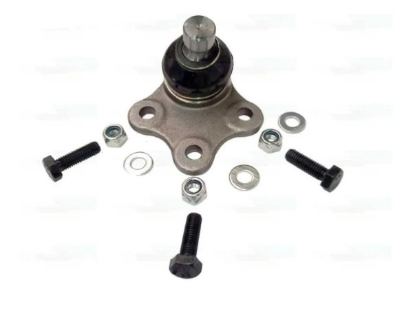 PIVO DE SUSPENSAO INFERIOR FORD KA 2008 A 2013 1.0 1.6 - PVI3395