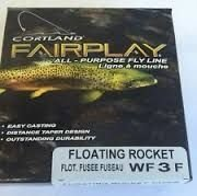 LINHA CORTLAND FAIRPLAY FLOATING ROCKET