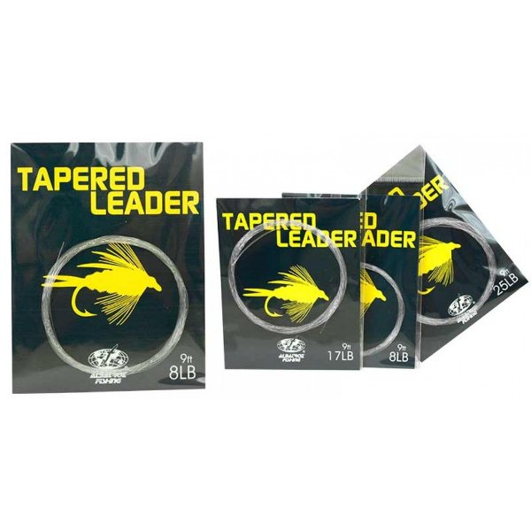 TAPERED LEADER 9ft  ALBATROZ
