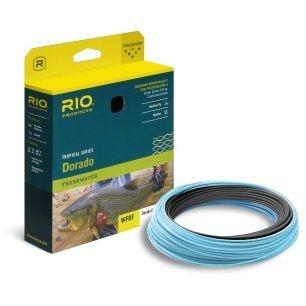 Linha Rio Dorado ExP - Paraná Deep I/S6 30ft Tip  WF9I/S6  Black / Tranpasrent