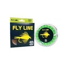 Linha de Fly Albatoz -Fly Line Floating Green