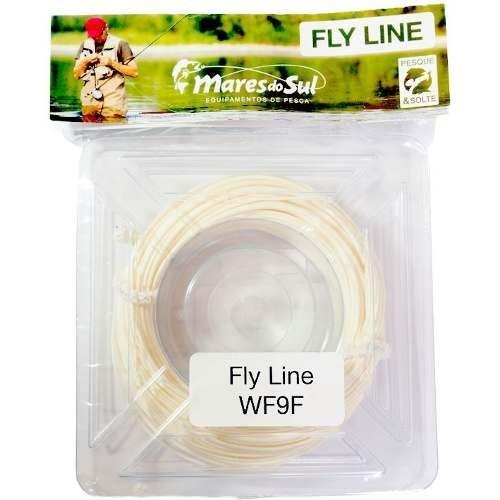 LINHA FLUTUANTE FLY LINE MARES DO SUL WF9F