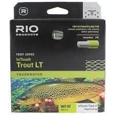 Linha Rio Trout LT WF4F GRAY