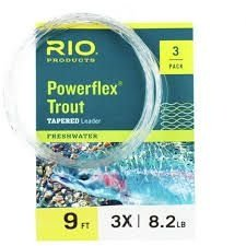 LEADER POWERFLEX TROUT 9FT