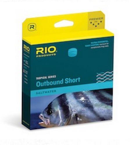 Linha RIO Outbound Short  tropical WF F Dark olive/Ivory