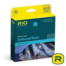 Linha RIO Outbound Short  tropical WF F/I  WITE/BLUE/ CLEAR
